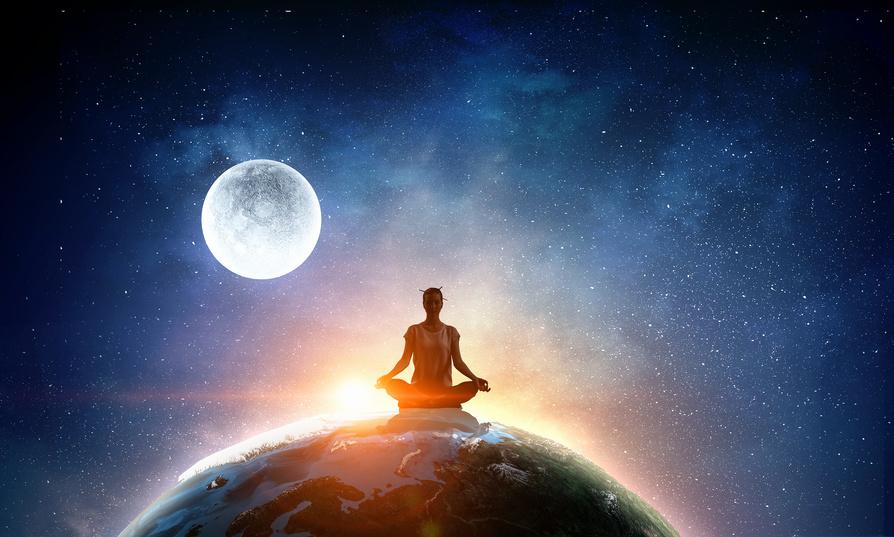 Kosmisch Bewustzijn en het risico om in een psychose te verzanden..?