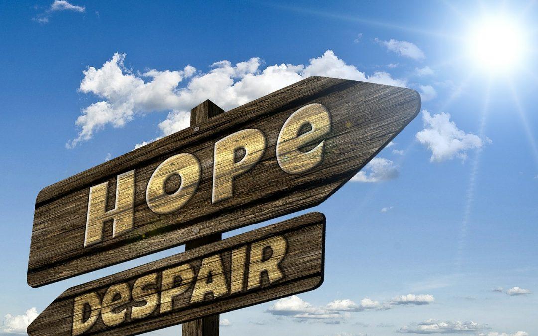 wanhoop en hoop alternatief